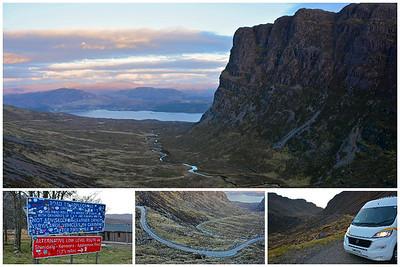 Ardmair to Loch Carron