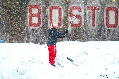 BU Lacrosse -  Spring 2015