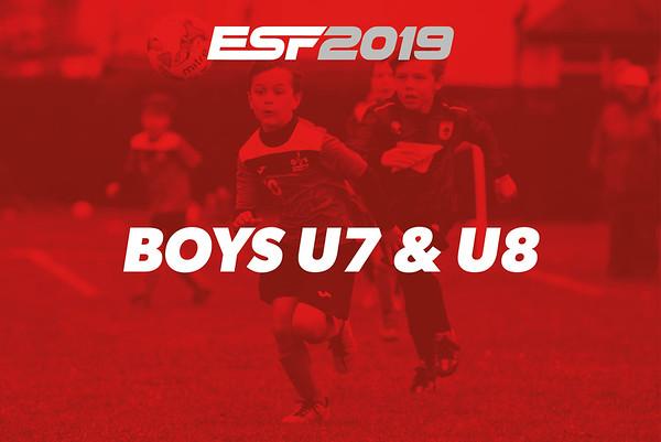 BOYS U7 & U8