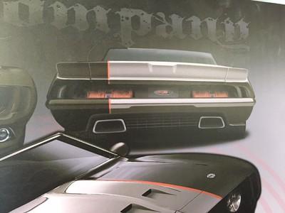 '69 Camaro  - Bad Company