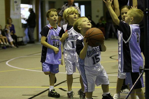 2011 Upward Basketball