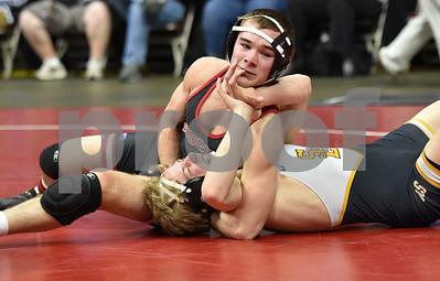 2018 State Wrestling: 3A Quarterfinals
