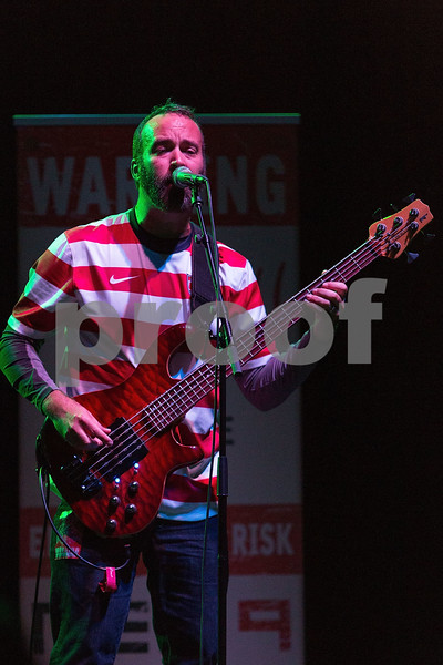 Red 9 in Concert - Los Angeles, Calif