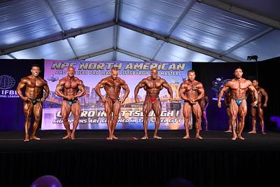 Men's BB 35+ Light Heavyweight