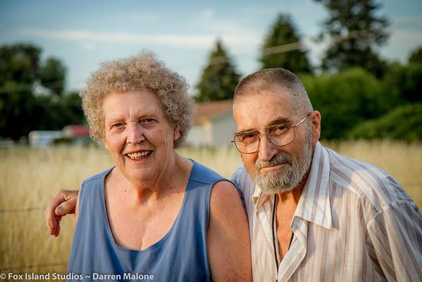 Jack & Darlene Malone Family