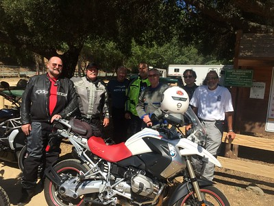 July 17 - New Members Ride