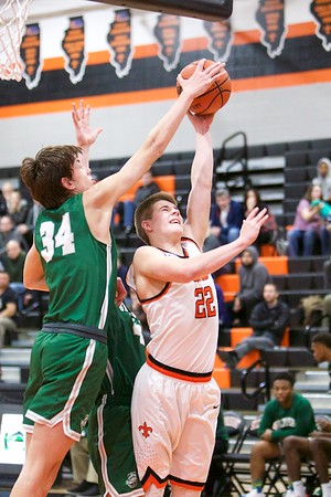St. Charles East Boys Basketball vs. GBW