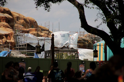 Repunzel and construction: 05-11-2012