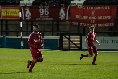 Widnes FC (h) L 4-2 *