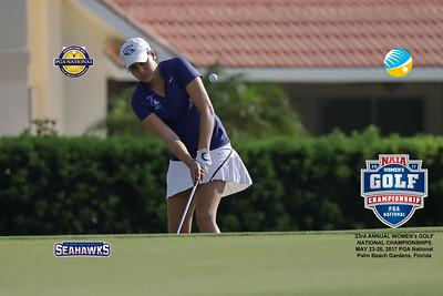 NAIA Women's Golf 2017 Championship