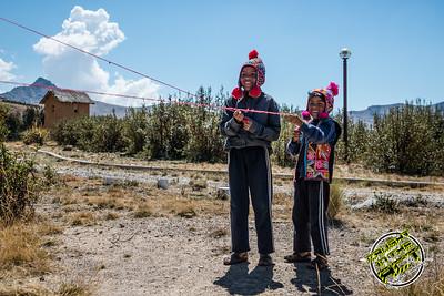 Cuyuni & Ocongate @ Quispicanchi - Valle Sur/South Valley - Cusco - Perú