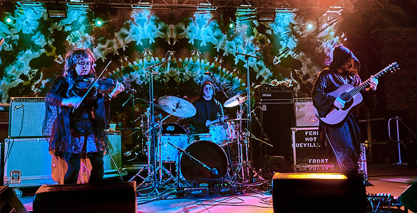 2018-10-25 Jon Stickley Trio