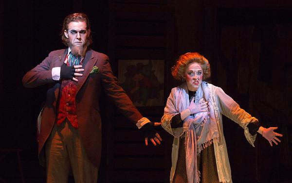 ECU Theater 'The Threepenny Opera' 2012