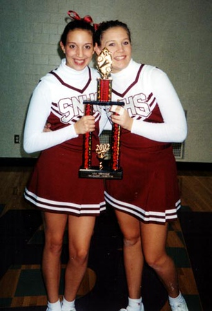 SN MS/HS Cheerleading Competition 02-03