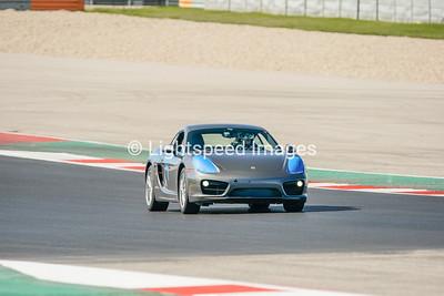 #9 Grey Porsche Cayman S