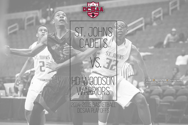 HD Woodson vs St John's