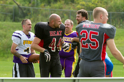 Paige Gister Charity Football Game