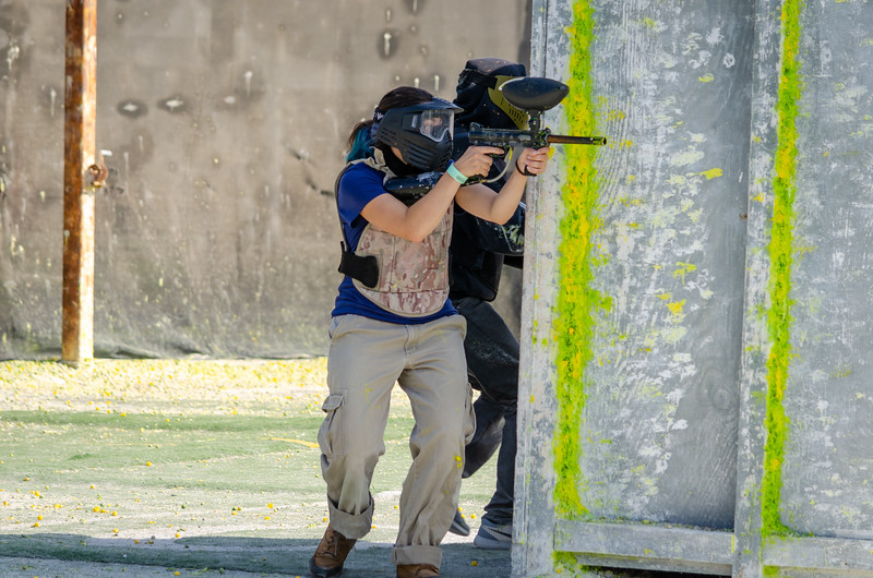 2019-10-11 Paintball, iRhythm