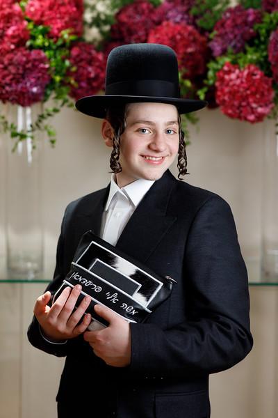 Moishe Friedman Bar Mitzvah