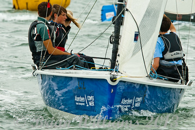 Cowes Week 2013 Day 05