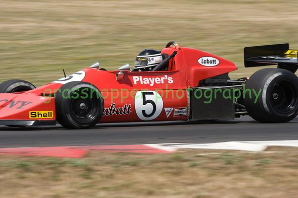 Group 2 - Formula Atlantic Cars