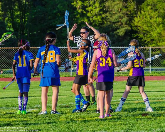 2013 Ellington Lacrosse v Vernon