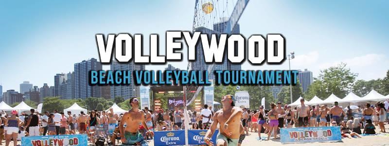 20170715 Volleywood Beach Volleyball Tournament