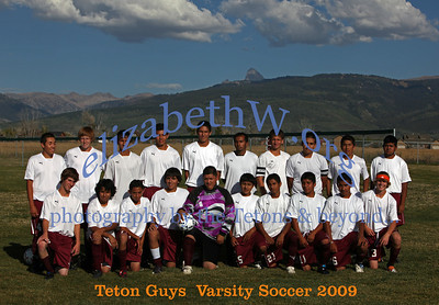 Teton Guys Varsity Team Photos