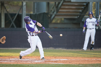 UNA Baseball vs Stillman College 02/15