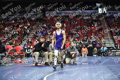 State Wrestling 1A: Semi-Finals
