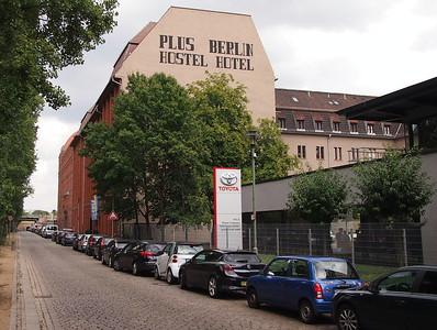 Berlin - Plus Hostel