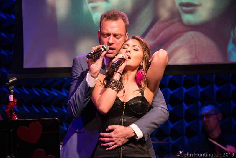 Cathyland presents LOVE BITES: Best Duets Ever! at Joe's Pub, February 10, 2016
