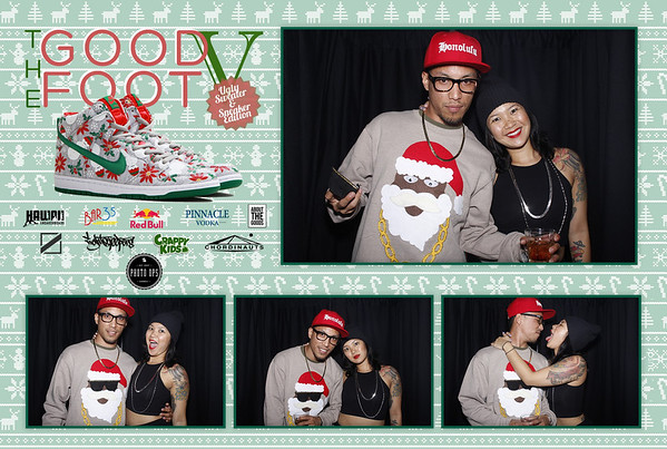 GOOD FOOT V (Stand Up Photo Booth)