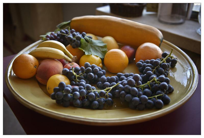 Breakfast at La Bastide des Magnans