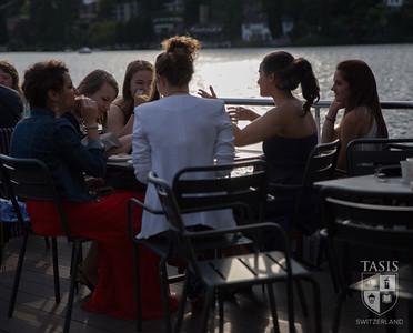 Alumni Induction  - Evening on Lake Lugano