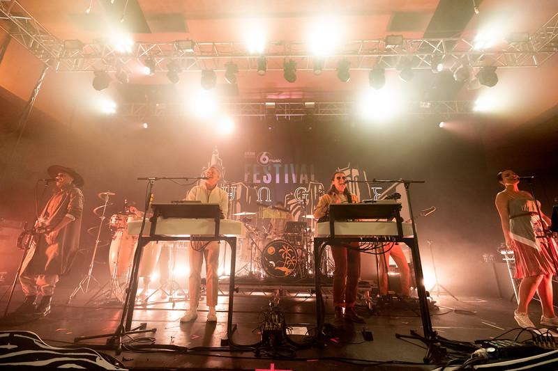 BBC 6 Music Festival, Olympia, Liverpool, UK - 31 Mar 2019