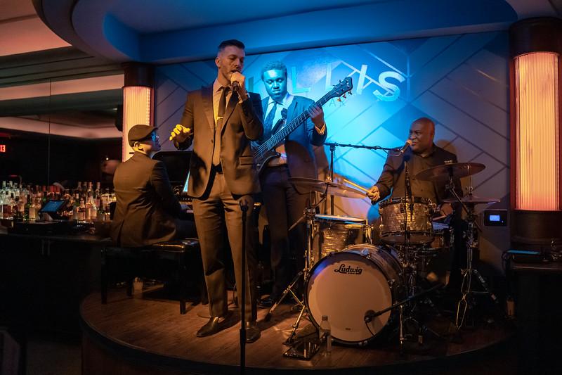 2019 April 11 - Ben Sharkey, Willis Show Bar Detroit: Usaf Alcodray
