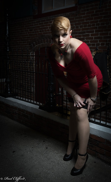 Images from folder Ybor Model Shoot 1:11:17