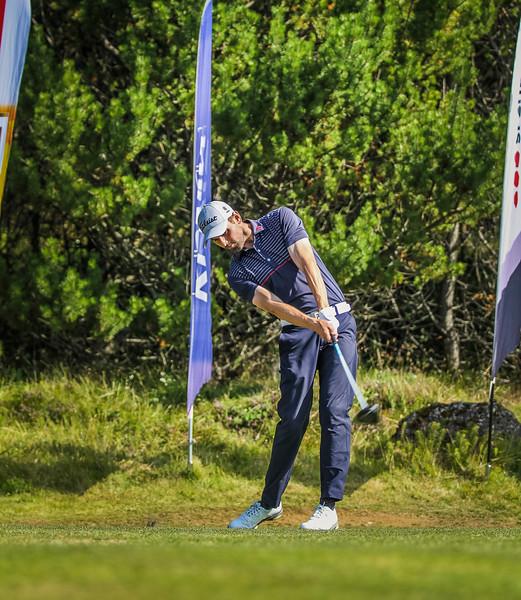GR, Andri Þór Björnsson Íslandsmót í golfi 2019 - Grafarholt 2. keppnisdagur Mynd: seth@golf.is