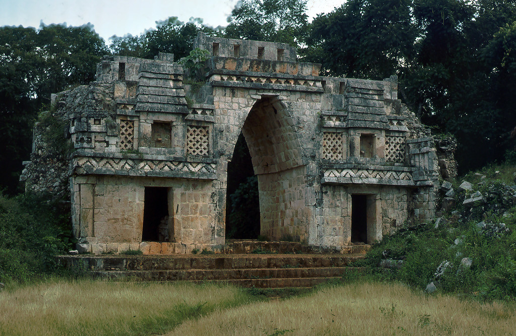 Labna - Best Mayan Ruins in Mexico
