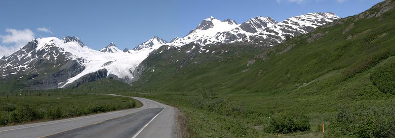 Worthington Glacier