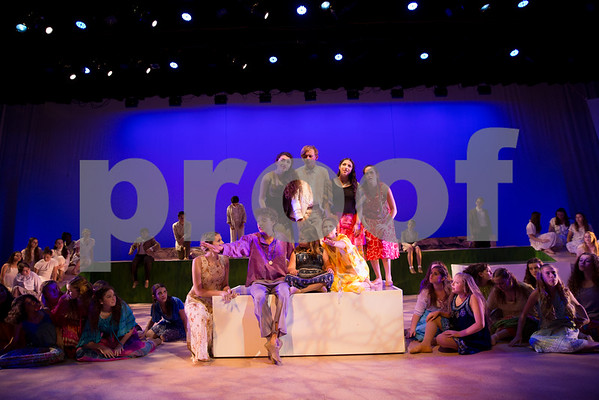 Once On This Island Production Pics