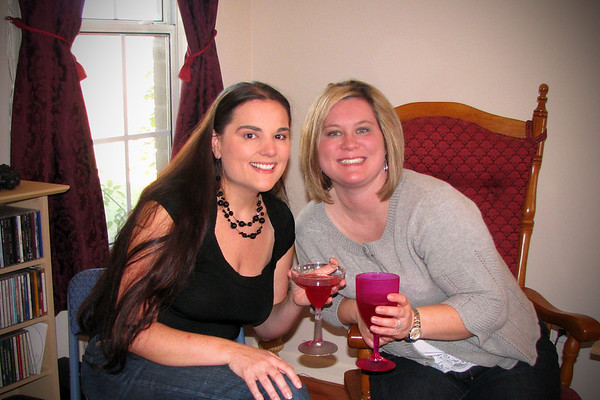 Friends and Family Bridal Shower