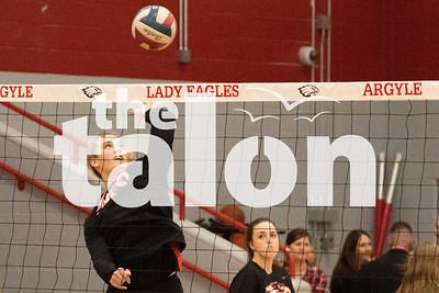 Lady Eagles vs. Springtown (10-9-18)