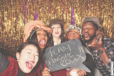 1-6-17 Atlanta Westin PhotoBooth - Holiday Party - RobotBooth