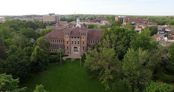 UWSP Aerial Photos