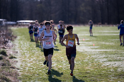 Cross Country: Algonkian Park Meet 2021 by Derrick Jerry on March 27, 2021