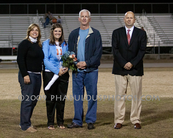 Senior Night Dr. Phillips @ Boone G V S - 10