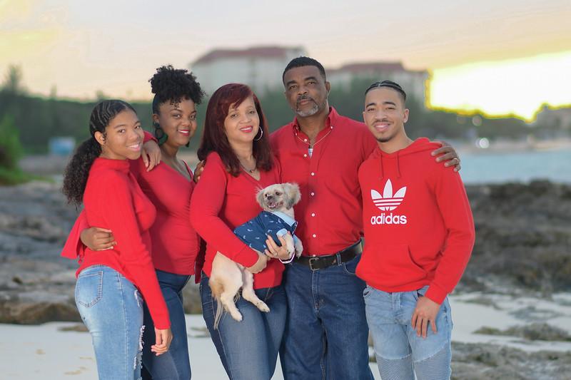 Family Photo Beach