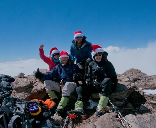 Aconcagua December 2010